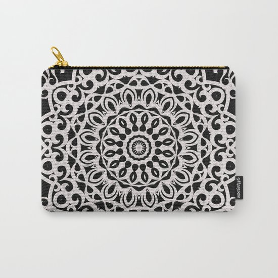 Tribal Mandala G385 Carry-All Pouch