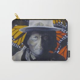 Monarchs Rising Carry-All Pouch