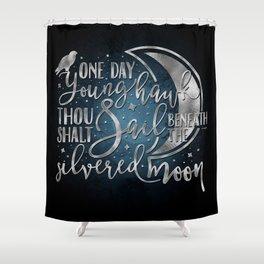 Eyasluna Shower Curtain