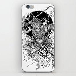 Hanuman iPhone Skin