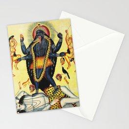 Hindu Kali 18 Stationery Cards