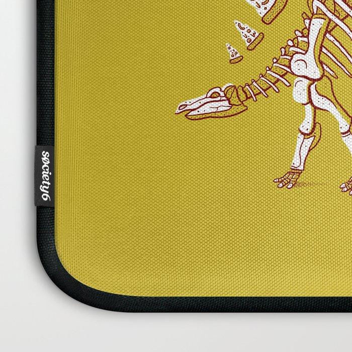 Pizzasaurus Awesome! Laptop Sleeve