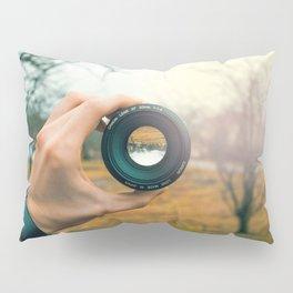 Lens Pillow Sham