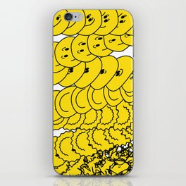 XTREME HAPPINESS iPhone Skin