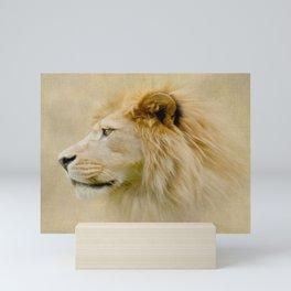 Lion III Mini Art Print
