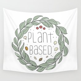 Plant Based Wall Tapestry