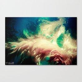 Majestic Seaweed Canvas Print