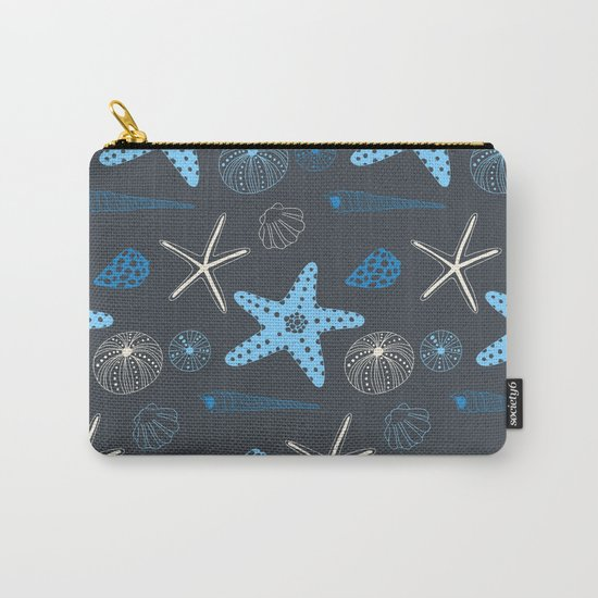 Tropical underwater life Carry-All Pouch