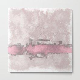 Pink break #74 Metal Print