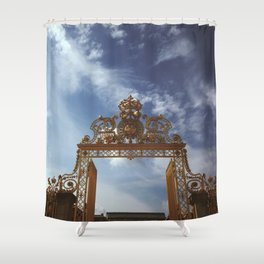 Gates of Versailles Shower Curtain
