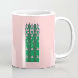 Vegetable: Asparagus Coffee Mug