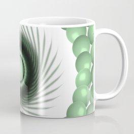 A Touch of the Green Eye Coffee Mug