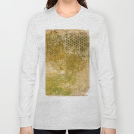 Abstract No. 215 Long Sleeve T-shirt