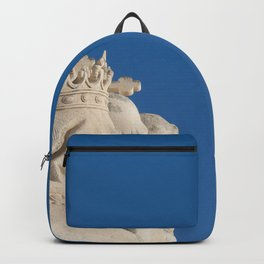Monument of the Discoveries detail Backpack