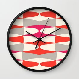 Zaha Type Wall Clock