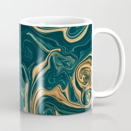 Marble design No1 Coffee Mug
