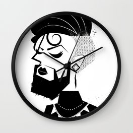 The New Norm Wall Clock