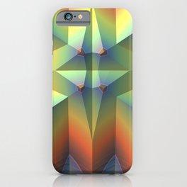 Artful Geometry iPhone Case