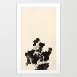 Sedate Two Art Print