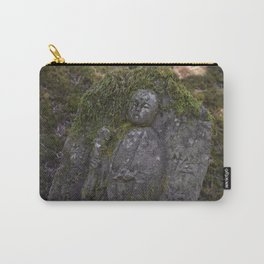 Japanese Statue Carry-All Pouch
