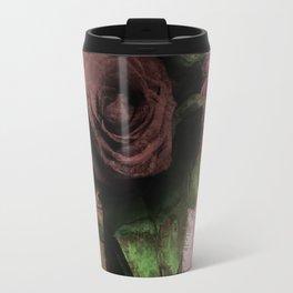 Shabby Rose Travel Mug