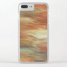 pattern 79 Clear iPhone Case