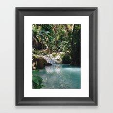 erawan Framed Art Print