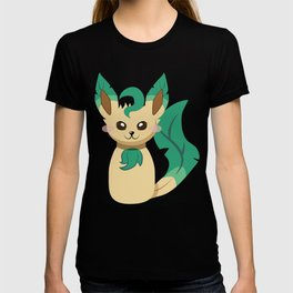 Evolution Bobbles - Leafeon T-shirt