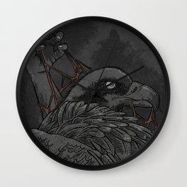 Vulture Wall Clock