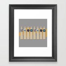 Gaudi Chimneys Framed Art Print