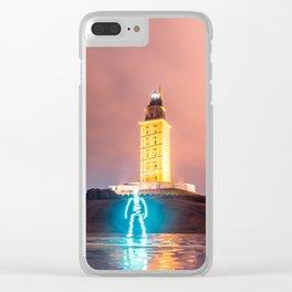 La Torre Clear iPhone Case