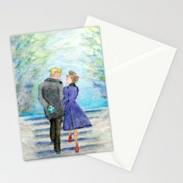 Little Blue Box Stationery Cards