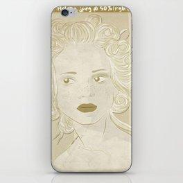 Pretty on the Inside iPhone Skin