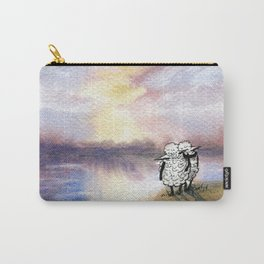 Companion Sheep Carry-All Pouch