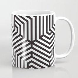 Hexagonal Geometric Coffee Mug
