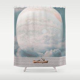 BEYOND HORIZONS Shower Curtain