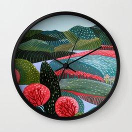 Lakeland Wall Clock