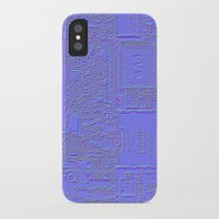 3d iPhone & iPod Cases featuring 3D by Cyrille Savelieff