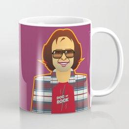 Doug Podell, The Doc of Rock Coffee Mug