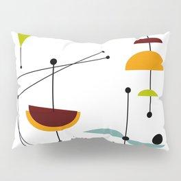 Mid Century 15 Pillow Sham