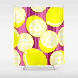 Lem'ie Ask You A Question Shower Curtain