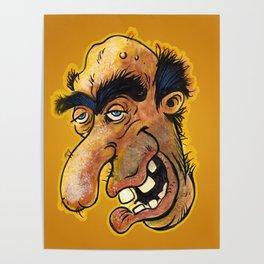 Weird-Ass Face #3 Poster