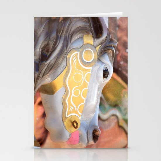 Carousel life... Stationery Cards