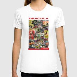 Vintage Drac by iamjohnlogan T-shirt