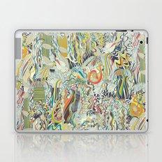 hairspray jungle Laptop & iPad Skin