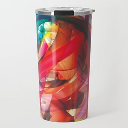 Clusters on mind #1 Travel Mug
