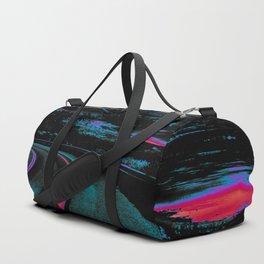 NEON NIGHTS Duffle Bag