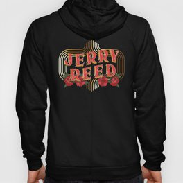 """Jerry Reed """"The Snowman"""" Hoody"""