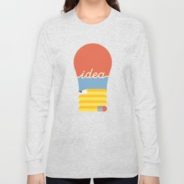 I've Got An Idea Long Sleeve T-shirt