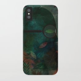 The Ever Curious Botanist iPhone Case